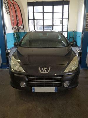 Pneus achetés au garage Drive Auto = Montage + équilibrage offerts - Peugeot 307 CC