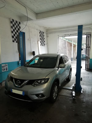 Entretien complet vidange filtres à huile/air/pollen/carburant - Nissan X-Trail