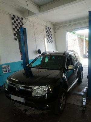 Entretien annuel - Dacia Duster