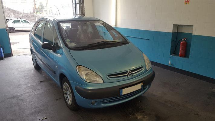 Embrayage + distribution - Citroën Xsara Picasso