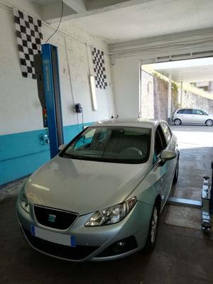 Achat pneus = montage équilibrage offerts - Seat Ibiza