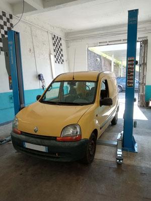 Remplacement kit embrayage - Renault Kangoo