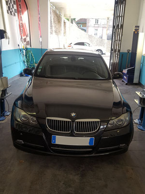 Pneus achetés au garage Drive Auto = Montage équilibrage offerts - BMW SERIE 3