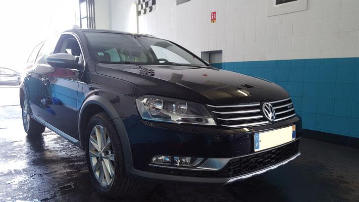 Remplacement pare-brise - Volkswagen Passat