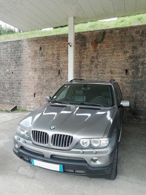 Remplacement collecteur d'admission + capteur MAP - BMW X5