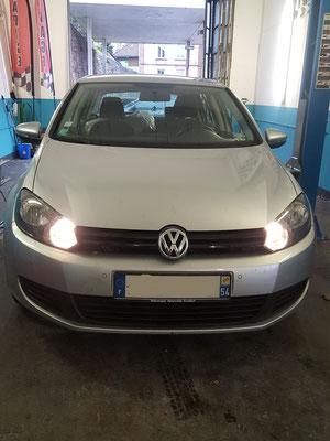 Remplacement compresseur climatisation - Volkswagen Golf VI
