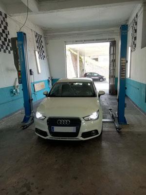 Vidange/Filtre à huile - Audi A1