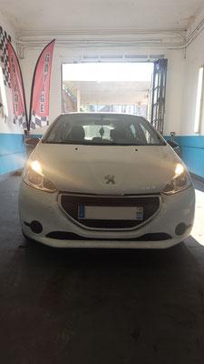 Pneus achetés chez Drive Auto - Peugeot 208