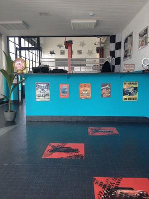 L'accueil - L'atelier de réparation automobile - Garage Drive Auto Saint-Dié-des-Vosges