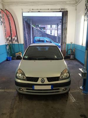 Pneus achetés au garage Drive Auto = Montage + équilibrage offerts - Renault Clio II