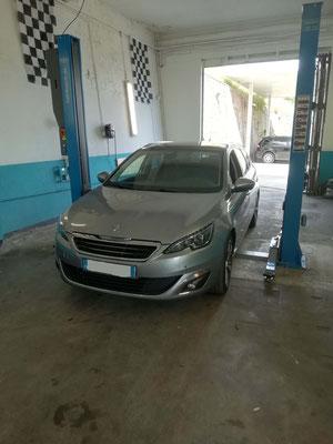 Achat pneus = montage équilibrage offerts - Peugeot 308 SW