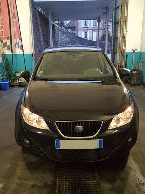 Pneus achetés au garage Drive Auto - Seat Ibiza