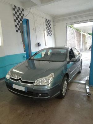 Pneus achetés au garage Drive Auto = Montage/équilibrage offerts - Citroën C5