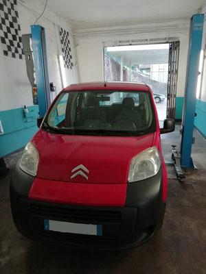 Remplacement pare-brise - Citroën NEMO