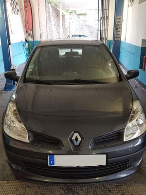 Entretien - Renault Clio III