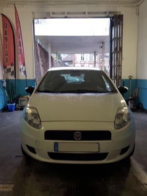 Pneus achetés au garage Drive Auto - Fiat Punto