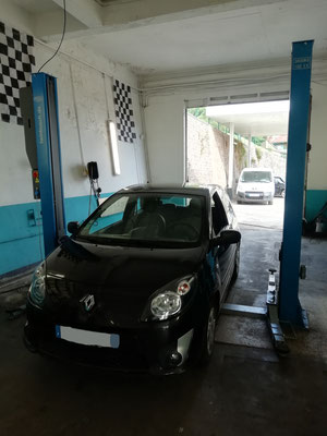 Achats de vos pneus au garage Drive Auto = Montage/équilibrage offerts HANKOOK été sur Renault Twingo