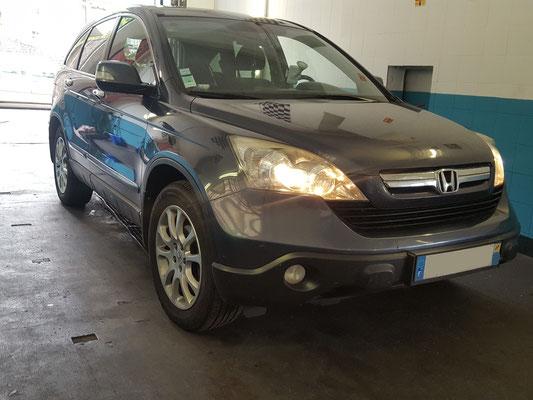 Freinage AR (disques + plaquettes + mâchoires) - Honda CRV