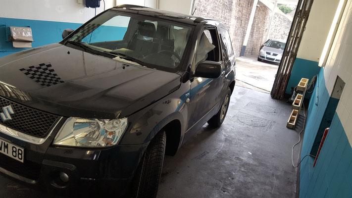 Achat et remplacement pneus neige Suzuki Grand Vitara