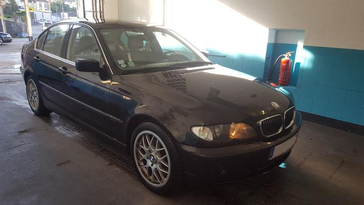 Remplacement embrayage + volant moteur - BMW 330 XD