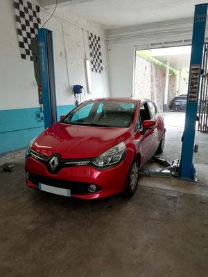 Montages équilibrage + achat de deux pneus - Renault Clio IV