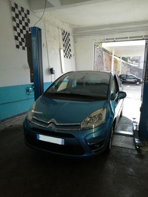 Pneus achetés au garage Drive Auto = Montage équilibrage offerts - Citroën C4 Picasso