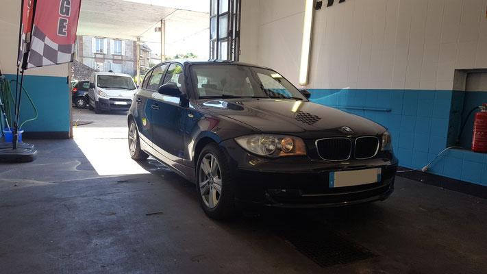 Entretien complet + freinage AR - BMW Série I