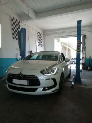 Achat 4 pneus au garage Drive Auto = Montage équilibrage offerts - Citroën DS5