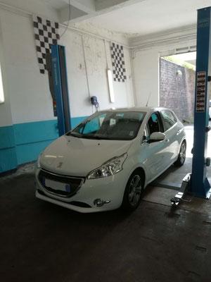 Pneus Hankook achetés au garage Drive Auto = Montage équilibrage offerts - Peugeot 208