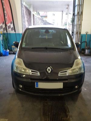 Pneus achetés au garage Drive Auto + entretien - Renault Modus