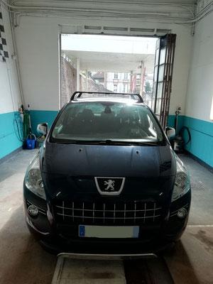 Entretien - Peugeot 3008