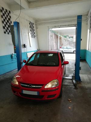 Remplacement soufflet de cardan côté boîte - Opel Corsa