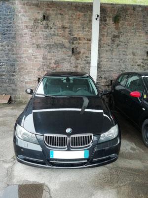 Remplacement carter de transmission - BMW Série 3