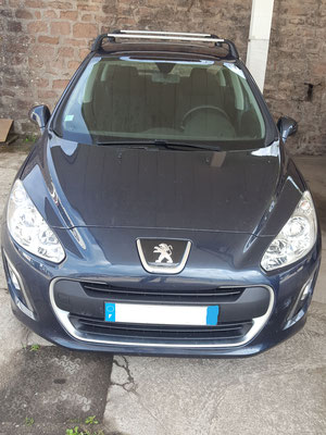 Remplacement freinage AR - Peugeot 308
