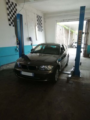 Entretien annuel - BMW SERIE 1
