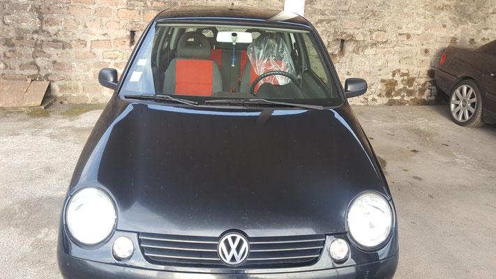 Distribution + pompe à eau + embrayage sur Volkswagen Lupo