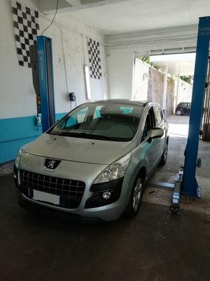 "Achat de 4 pneus ""GOODYEAR"" - Peugeot 3008"