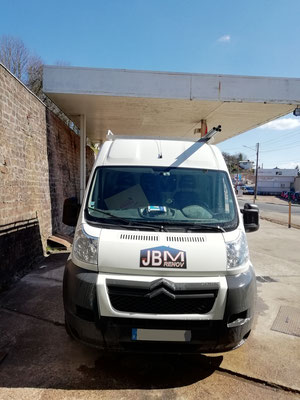 Entretien complet : filtre à huile/air/habitacle/carburant + plaquettes av - Citroën Jumper