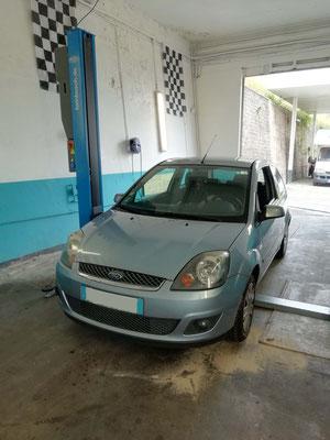 Achat pneus = montage équilibrage offerts - Ford Fiesta