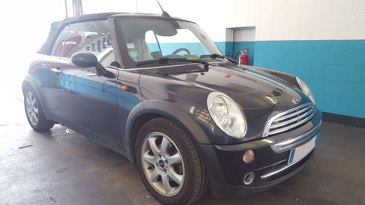 Freinage complet - MINI MINI CABRIOLET