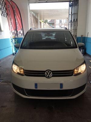 Remplacement moyeux roulements - Volkswagen Touran