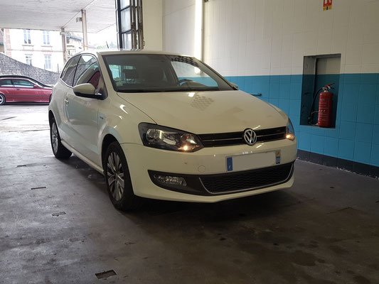Entretien - Volkswagen Polo