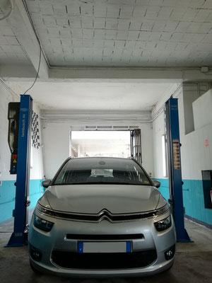 Vidange Filtre à huile/habitacle - Citroën Grand C4 Picasso