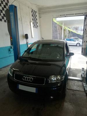 Entretien complet - Audi A2