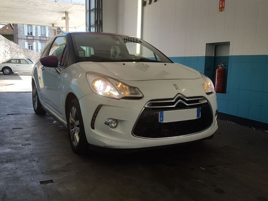Distribution + pompe à eau - Citroën DS3