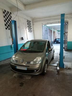 """4 pneus 4 saisons """"HANKOOK"""" - Renault Modus"""