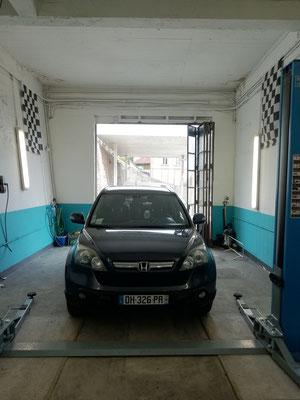 Entretien complet - Honda CRV