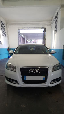 Distribution + entretien + roulement moyeu sur Audi A3
