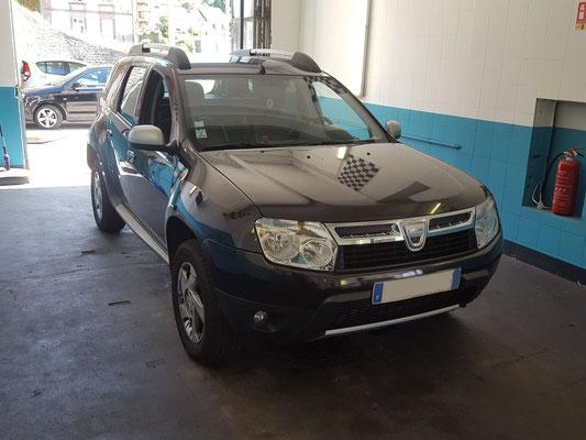 Entretien complet + distribution - Dacia Duster