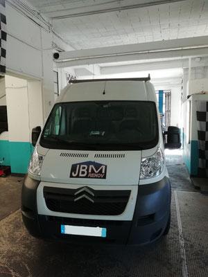 Achats pneus - Citroën Jumper